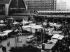 Weinachtmarkt, Friedrichstrasse, Berlin, 1990