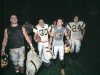 Football Players, Riverside Football Field, 2005