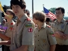 Eagle Scouts, Memorial Day Parade, 2008