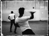 Handball, McCarren Park, Williamsburg, Brooklyn, 1994